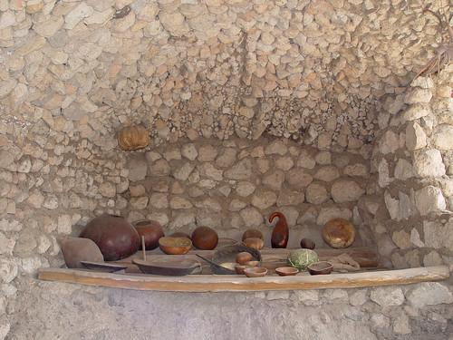 DSC00702 Museo  de Sitio Inti-Nan artifacts