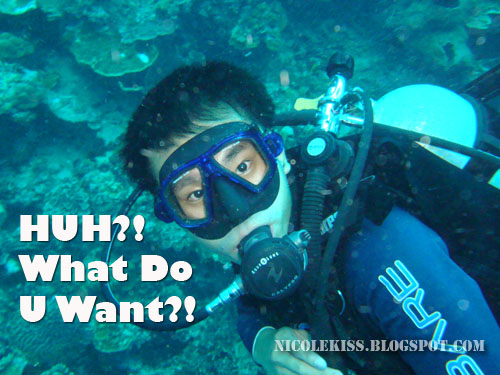erik underwater
