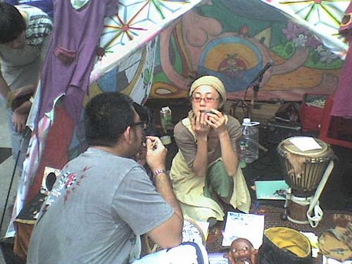 Creative Tent