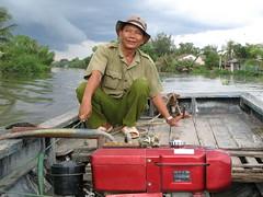 Eine Wasserstrae unweit von Saigon (stefan grimm kln) Tags: kln vietnam stefan grimm