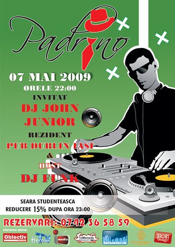 7 Mai 2009 » DJ John Junior