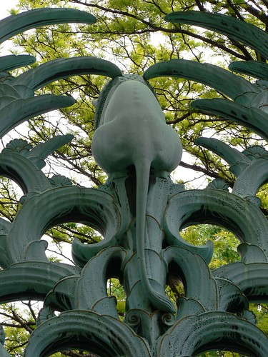 Lion's Tail, Bronx Zoo Gates