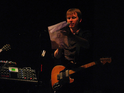 Franz Ferdinand @ Kool Haus: photo by Michael Ligon