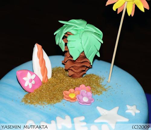 Kaliforniya Pastasi / California Cake