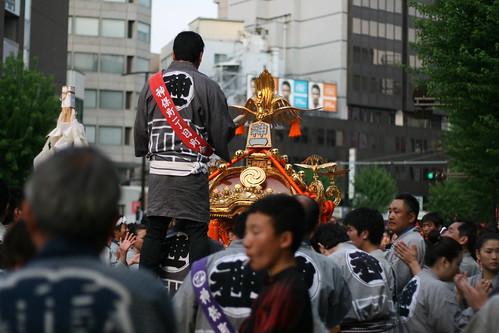 Matsuri @ Jinbocho, Tokyo