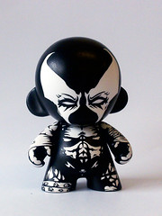 Spawn Front (jonpaulkaiser) Tags: urban art toy toys wings designer vinyl mini kidrobot spawn redemption munny jonpaulkaiser