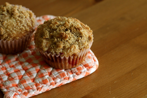 Raspberry and Jam Muffins