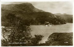 Loch Katrine and Ben A'An, Scotland