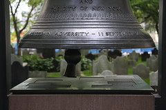 MEMORIAL DAY - BELL OF HOPE (baltic_86 (mostly off)) Tags: nyc newyork worldtradecenter 911 wtc flickrcentral iq unlimited memorialday stpaulschapel supershot top20nyc instantfave abigfave bellofhope platinumphoto anawesomeshot theunforgettablepictures overtheexcellence yourcountry baltic86