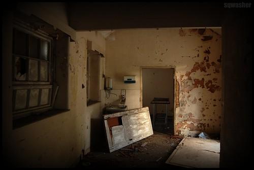 denbigh asylum how to get in