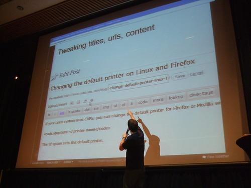 SEO from Google, WordPress