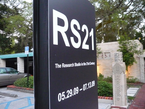 RS21 The Search Studio in the 21st Century