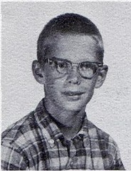 John Luebke, fourth-grade student at St John Elementary School in Seward, Nebraska