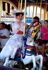 Maaaarrry Poppins (Scott Smith (SRisonS)) Tags: world park horse english smile face orlando paint ride florida carousel disney british fl wdw marypoppins walt amusment magickingdom fantasyland disneyphotochallenge disneyphotochallengewinner