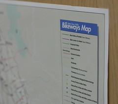 Silicon Valley Bikeways Map