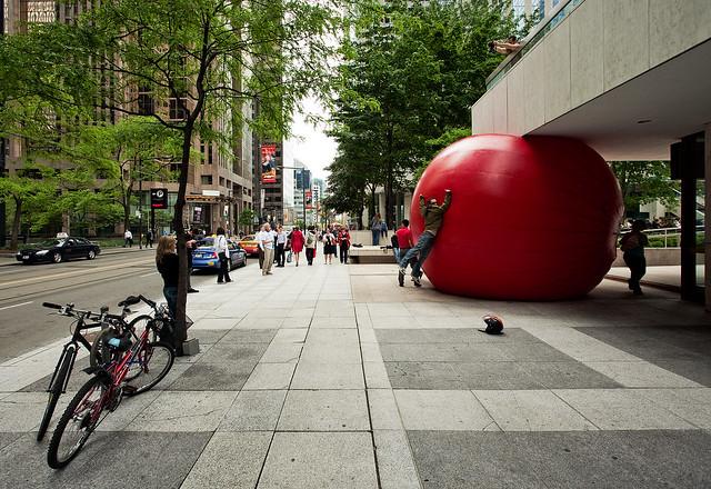 Redball Project @ Toronto