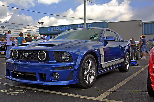 mustang saleen by darksike.