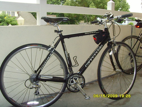 2004 Cannondale Road Warrior 600