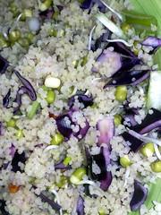 crunchy couscous