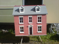 My New custom - made Dolls House!! (Demonic Angel 1975) Tags: mytoys dollshouses 112minitures