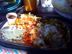 Thanksgiving Tomasita's '08 (tomman) Tags: chile santafe taco enchilada relleno tamale redchile greenchile bluecorn tomasitas