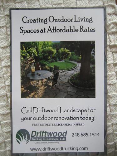 Driftwood Landscape