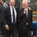 Governor Jon Corzine & Richard Sarles