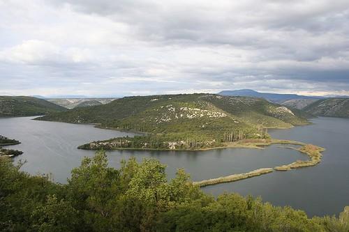 Krka Nemzeti Park növényvilág