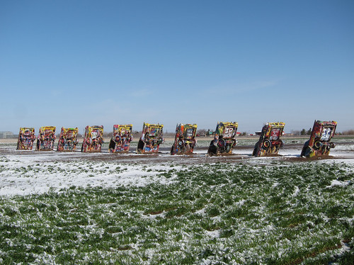 Cadillac Ranch-11