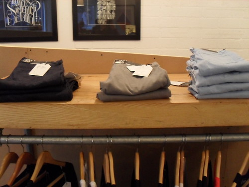 Jeans and chinos at Paper Scissor Stone