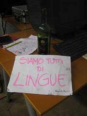 Nero d'Avola per Lingue (Redazione Step1) Tags: universit catania facolt lingue sostegnobizzarro