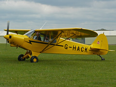 G-HACK (QSY on-route) Tags: kemble ghack egbp gvfwe greatvintageflyingweekend 09052010