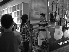 緊張した… (nSeika) Tags: live jakarta livehouse jimmu fxsudirman fxmusic