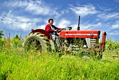 Femme paysanne
