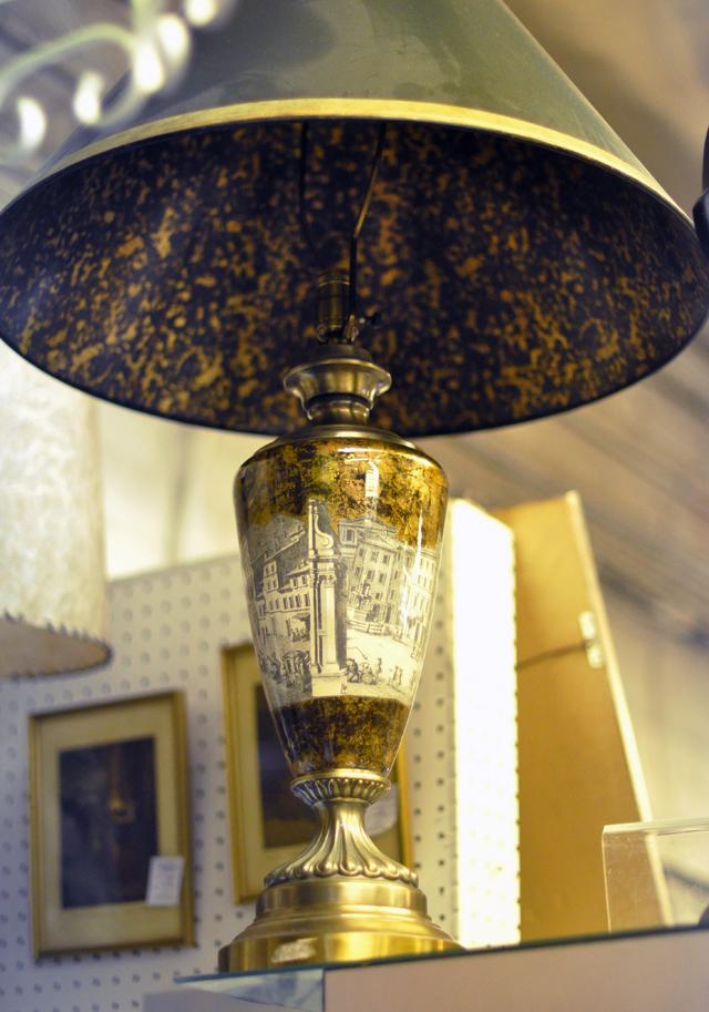 vintage italian lamps