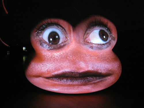 Tony Oursler @ PAC Milano by aghnes!