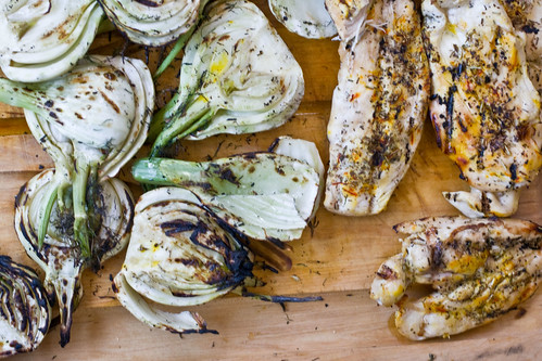 Provencal Grilled Chicken