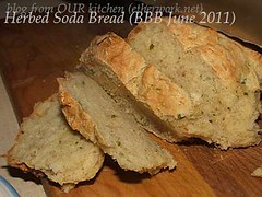 Herbed Soda Bread (BBB June 2011)