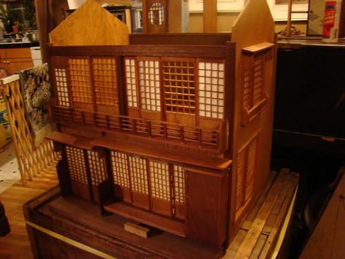japanese dollhouse project overveiw