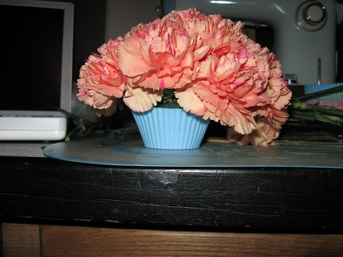 Cupcake Bouquet InCarnation 1.0 Side View