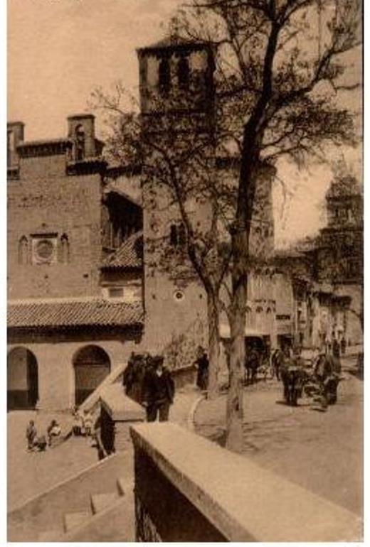 Santiago del Arrabal. Foto Wunderlich