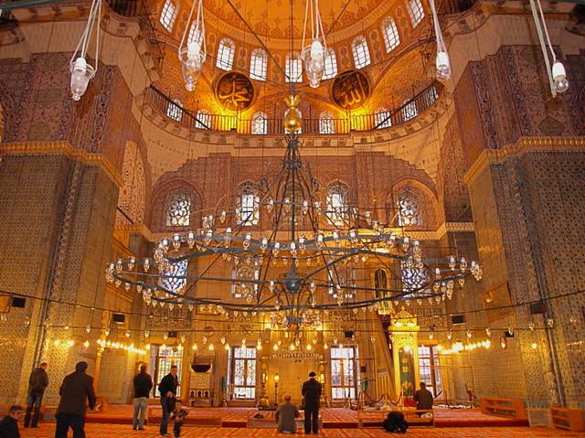 Sultanahmet`te ki Huzur