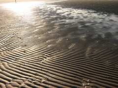 Look at all the pretty sand patterns. (Cherry Cherry) Tags: crosby anthonygormley anotherplace blundellsands