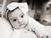 Baby Sasha- 4 months old!!! (Shana Rae {Florabella Collection}) Tags: baby girl ruffles naturallight bow headband 4monthsold florabella shanarae