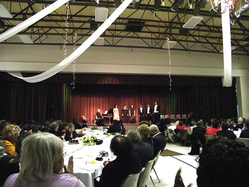 MLK Banquet in Seguin