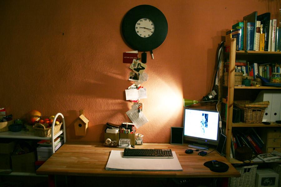 workspace I