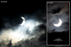 Annular SOLAR ECLIPSE viewed from Malaysia on 26 January at 5.45pm (+8GMT) (AnNamir c[_]) Tags: eclipse ih solareclipse jakim kualakubu gerhanamatahari gerhana theunforgettablepictures theunforgettablepicture annamir darulquran dqkkb naturescreations annularsolareclipse gerhanamataharisepara gerhanamataharicincin gerhanamataharimalaysia thearcadiasociety