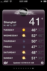 Rain predicted for Shanghai two days this week