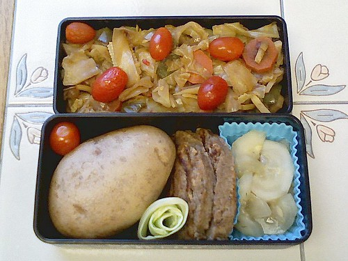 Bento Challenge lunch 10