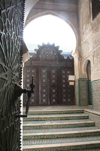 Mosque in Fes